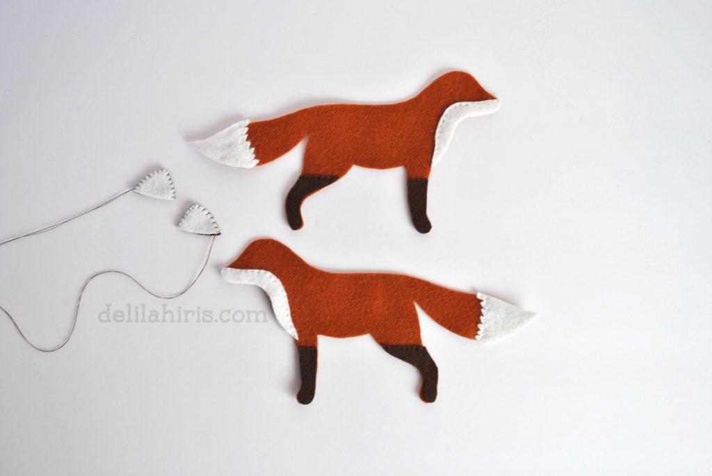 diy fox sewing tutorial